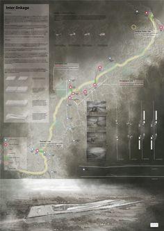 DMZ Project in South Korea, Inter Linkage, S&M Studio, 2014