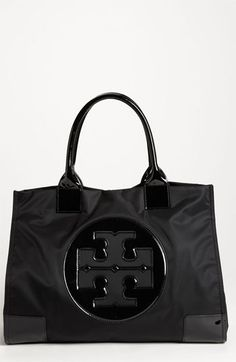 Tory Burch Nylon Tote | Nordstrom  For all those things a 2 year old needs. I am in love!