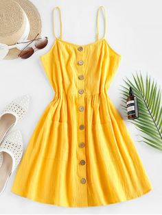 A site with wide selection of trendy fashion style women's clothing, especially swimwear in all kinds which costs at an affordable price. Casual Dresses, Summer Dresses, Floryday Dresses, Hijab Casual, Vacation Dresses, Dress Outfits, Vestidos Plus Size, Mini Robes, Robes Midi