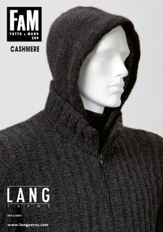 LANG YARNS FATTO A MANO 209 - CASHMERE - Autumn/Winter 214/15