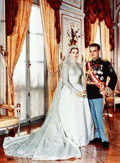 Vestido de Noiva ♡ Grace Kelly   Grace of Monaco - A Vida de uma Princesa ~ Senhora Inspiração!