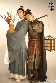 Free Thought Friday Nirvana in Fire (Lang Ya Bang/琅琊榜) BTS/Making Of – Dramapenchant Chinese Man, Chinese Armor, Chinese Style, Traditional Fashion, Traditional Outfits, Nirvana In Fire, Good Movies To Watch, Chinese Movies, Chinese Clothing