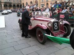 """""""So many cars, so little time at Mille Miglia"""" by @Jan Fuscoe"""