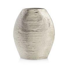 Allegra Short Vase in Vases   Crate and Barrel