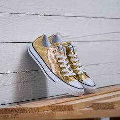 Converse Chuck Taylor AS OX Gold/ Black/ White