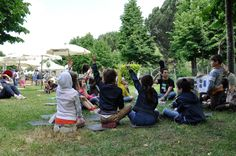 A chi piace il Festival del Verde e del Paesaggio... alzi la mano!