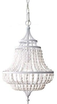 1 Bulb Chandelier contemporary chandeliers