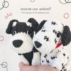 How is you're weekend? The little schnauzer & the dalmatian puppy are enjoying each other's company Due to high demand, I've had to push…