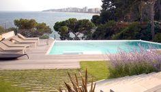 #Landscape #Garden in Platja d'Aro; #Girona #CostaBrava   Landscape Designer:Martirià Figueres - Aspecte