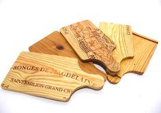 Maxim backx / bread / chopping board / ecodesign / recycle design / DIY / reuse / wine crates / inspiration / design / kitchen / tools /