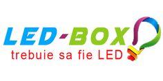 Led-Box LED SHOP noul logo de la led-box.ro. Ce parere aveti? cum se poate schimba? Led, Lead Boxes, Letters, Sash, Letter, Lettering, Calligraphy