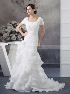 Bridal Dresses for Over 60