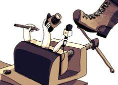 Próxima estAción esperanZa : Periodismo revolucionario