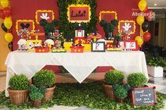 decoração festa infantil curitiba