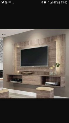 New living room tv wall ikea small spaces 25 Ideas Living Room Tv Wall, Trendy Living Rooms, Living Room Tv, Fireplace Entertainment Center, Living Room Tv Unit Designs, Living Room With Fireplace, Living Room Designs, Fireplaces Layout, Tv Room