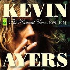 Kevin Ayers - The Harvest Years 1969-1974 (h)