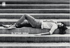 G Star Raw by Anton Corbijn
