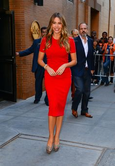 Sofia Vergara Joe Manganiello NYC Pictures September 2015 | POPSUGAR Celebrity