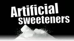 The Hidden Dangers of Artificial Sweeteners