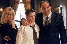 Tony Soprano est mort