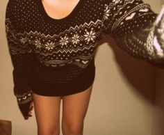 ugly sweater.