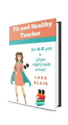 """If you are ready to get serious about your health and get back on the fitness train, this book is for you. My mission & passion is to inspire teachers to be healthy and happy. I'd love to provide you with doable, non-militant steps to get where you need to be in your journey to optimal health. I will be your personal cheerleader as you transform your body and mental outlook! This book comes with a bonus """"Fit & Healthy Teacher"""" workbook packed with goodies and forms to get you started."""