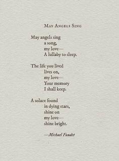 May angels sing