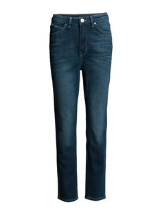DAY - 2ND Frida Washed Logo detail Subtle fading Belt loops Classic 5 pocket styling Straight leg Classic Denim Timeless Jeans Indigo, Belt, Pocket, Logo, Denim, Day, Jeans, Classic, Shopping