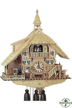 Unusual Cuckoo Clocks cuckoo clock | clock / Часы | pinterest | cuckoo clocks, clocks
