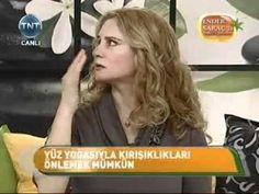 Yüz Yogası - Feride Mehtizade 4 - YouTube