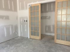 Studio in process - all the light it can hold - beautiful! Supply Room, Organizing, Organization, Mudroom, Storage Spaces, Design Projects, Laundry Room, Studio, Beautiful