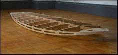 wooden surfboard rack - Google Search