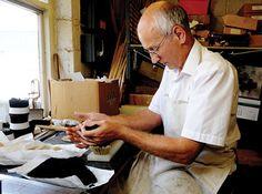 Chesham's last brush makers factory