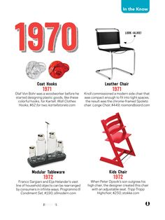 Stokke Tripp Trapp chair featured in the June issue of Food Network magazine –Designed in Norway over 40 years ago! |  SCANDINAVIAN DESIGN ICONS