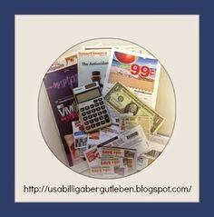 USA billig aber gut leben: Teil 2 - Wie kommt man an Coupons? Zeitungen. Was ist zu beachten. Tipps und Tricks