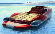 boat concept, Alessandro Pannone Architect, future yacht