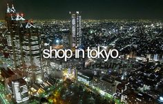 Shop anywhere in Japan, yes please!