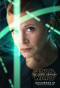 Star Wars Episode VII: Cinq posters de personnages dévoilés | Star Wars HoloNet