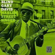 Reverend Gary Davis | Harlem Street Singer