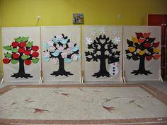 Barkácsoljunk egész évben - 104909267575230205944 - Picasa Webalbumok Art Club, Funny Art, Art School, Crafts For Kids, Classroom, Seasons, Album, Techno, Birthday