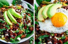Bacon Spinach Salad, Spinach Salad With Chicken, Asparagus And Mushrooms, Stuffed Mushrooms, Pasta Pollo, Goat Cheese Stuffed Chicken, Goat Cheese Recipes, Mexican Food Recipes, Ethnic Recipes