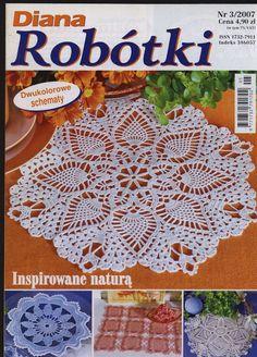 crochet مفارش طاولات صغيره ووسط - mumy50 - Picasa Web Albums