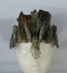 Sea Witch Mermaid Crown Poseidon Headpiece by theHoardofHeka