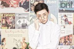 Min Hyun - bnt International August 2014