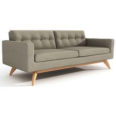 True Modern Luna Condo Sofa Available at Teeter Home Decor Furniture, Sofa Furniture, Home Furnishings, Modern Furniture, Furniture Design, Danish Furniture, Apartment Furniture, Office Furniture, Furniture Ideas