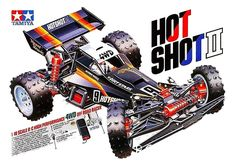 Tamiya - Hot Shot II