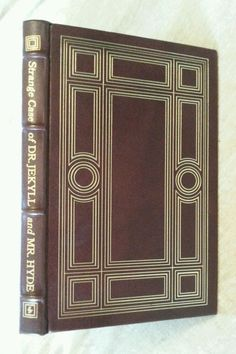 Dr Jekyll And Mr Hyde Robert Louis Stevenson Easton Press Leather Collector's Ed in Books, Antiquarian & Collectible | eBay