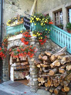 Yvoire, France | Flickr - Photo Sharing!