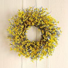 forsythia-wreath-o.jpg (710×710)