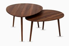 Mesmerizing Oval Coffee Table